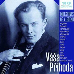 Milestones Of A Legend - Vasa Prihoda