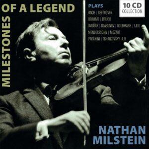 Milestones Of A Legend - Nathan Milstein