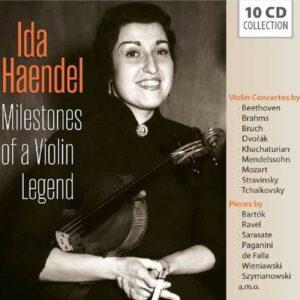 Milestones Of A Violin Legend - Ida Haendel