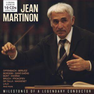 Milestones Of A Legendary Conductor: - Jean Martinon