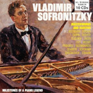 From Moscow With Love - Vladimir Sofronitzky