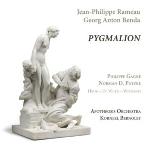 Rameau / Benda: Pygmalion - Korneel Bernolet