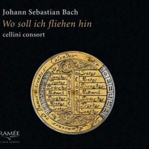 Bach: Wo Soll Ich Fliehen Hin (Transcriptions for Gamba Trio) - Cellini Consort