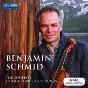 The Complete Oehms Classical Recordings - Benjamin Schmid