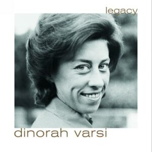 Dinorah Varsi : Legacy, the collected piano recordings