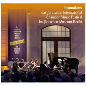 Intonations : Festival international de musique de chambre de Jérusalem au Musée juif de Berlin. Bashkirova.