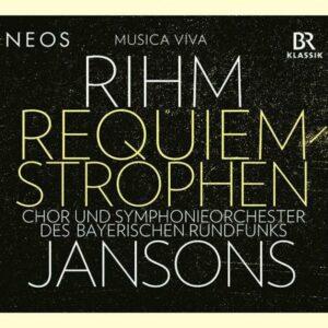 Wolfgang Rihm: Requiem-Strophen - Mariss Jansons