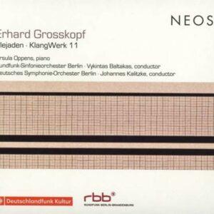 Erhard Grosskopf: Plejaden, Klangwerk 11 - Ursula Oppens