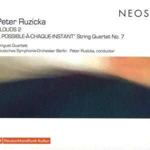 """Peter Ruzicka: Clouds 2, """"...Possible-A-Chaque-Instant"""" - Minguet Quartett"""