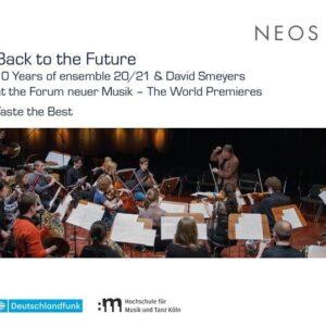 Seidl, Niklas / Park, Ian: Back To The Future - 10 Years Of En - Ensemble 20/21