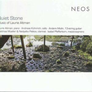 Laurie Altmann: Quiet Stone - Isabel Pfefferkorn