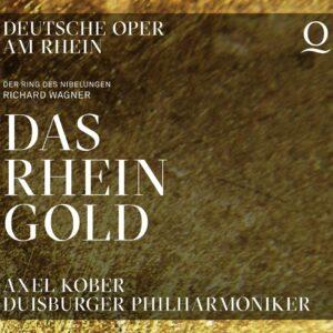 Wagner: Das Rheingold - Axel Kober