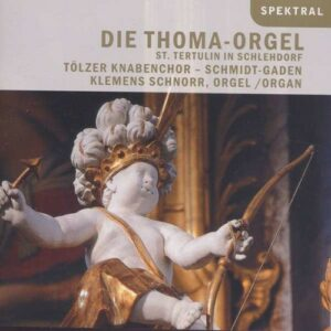 Various Composers: Die Thoma-Orgel St Tertulin In Schl