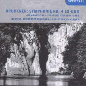 Bruckner, Anton (1824-1896): Symphonie No.4 'Romantische'