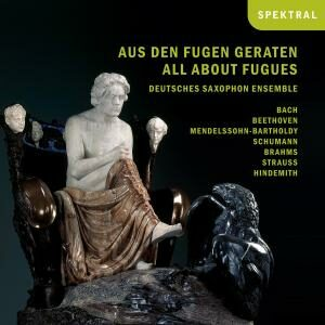 Various Composers: All About Fugues,  Music Of Bach,  Be