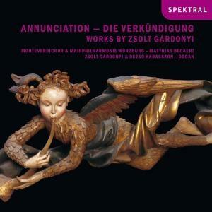 Gardonyi, Zsolt (B1946): Annunciation - Die Verkundigung