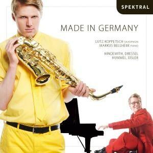 Hindemith, Dressel, Hummel, Eisler: Made In Germany