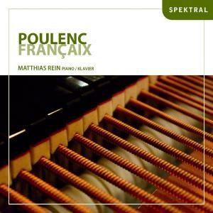 Poulenc, Francaix: Piano Music