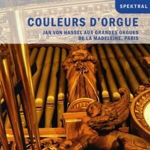 Various Composers: Couleurs D'Orgue