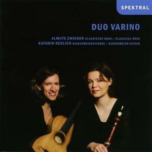Beethoven, Widerkehr, Mozart, Devien: Duo Varino