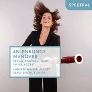 A. / Rontgen, J. / Erod, I. / Vivier, C. Previn: Ablenkungs Manover - Winker