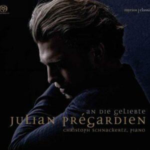 Weber, Strauss, Wolf Beethoven: An Die Geliebte - Julian Pregardien