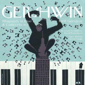 The Gershwin Moment - Kirill Gerstein
