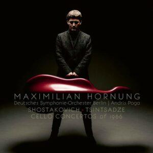 Shostakovich / Tsintsadze: Cello Concertos Of 1966 - Maximilian Hornung
