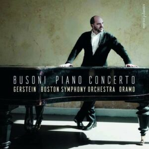 Busoni: Piano Concerto - Kirill Gerstein