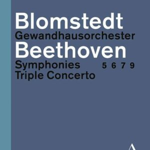 Beethoven: Symphonies Nos. 5, 6, 7 & 9, Triple Concerto - Herbert Blomstedt