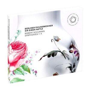 Schumann: Symphonies Nos. 1-4 - Rattle