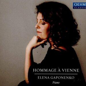 Hommage A Vienne - Elena Gaponenko