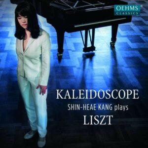 Franz Liszt: Kaleidoscope - Shin-Heae Kang