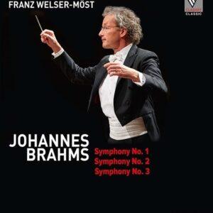 Brahms: Symphonies Nos 1-3 - Franz Welser-Möst