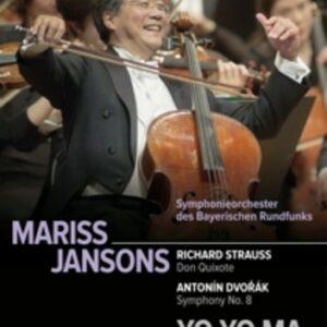 Strauss: Don Quixote / Dvorak: Symphony No.8 - Yo-Yo Ma