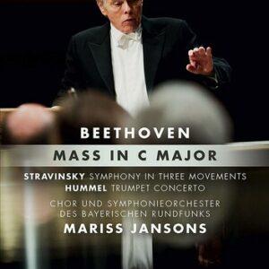Beethoven / Hummel / Stravinsky - Mariss Jansons