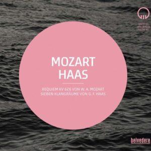 Mozart/Haas: Requiem - Ivor Bolton