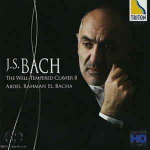 Bach: The Well-Tempered Clavier II - Abdel Rahman El Bacha
