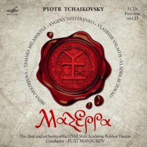 Tchaikovsky: Mazeppa - Bolshoi Theatre