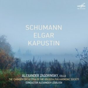 Schumann, Elgar & Kapustin - Alexander Zagorinsky