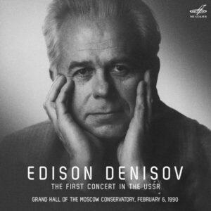 Edison Denisov. The First Concert in the USSR  - Gennady Rozhdestvensky