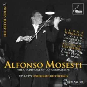 The Art Of Violin 3 - Alfonso Mosesti