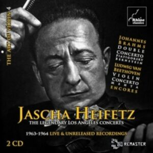 The Art Of Violin 4 - Jascha Heifetz