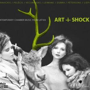 Art-I-Shock - Trio Art-I-Shock