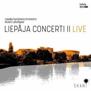 Liepaja Concerti II - Liepaja Symphony Orchestra