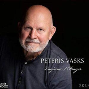 Vasks: Prayer - Latvian National Symphony Orchestra