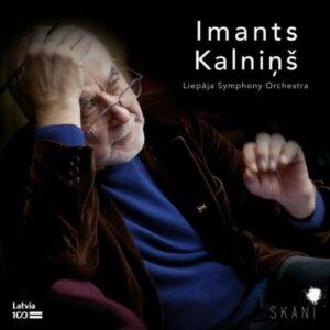 Imants Kalnins: Symphonies Nos. 5 & 7 - Liepaja Symphony Orchestra