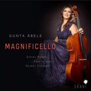 Magnificello - Gunta Abele