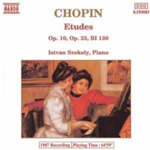 Chopin: Etudes - Istvan Szekely