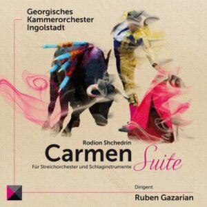 Shchedrin: Carmen Suite - Georgisches Kammerorchester Ingolstadt